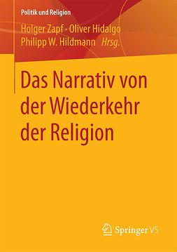 Hidalgo, Oliver - Das Narrativ von der Wiederkehr der Religion, ebook