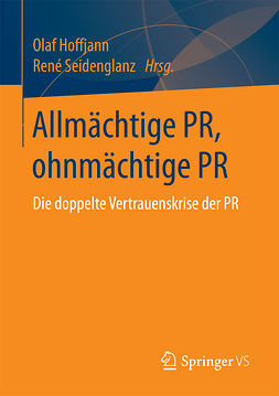 Hoffjann, Olaf - Allmächtige PR, ohnmächtige PR, ebook