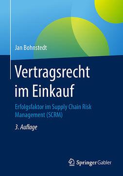 Bohnstedt, Jan - Vertragsrecht im Einkauf, e-kirja
