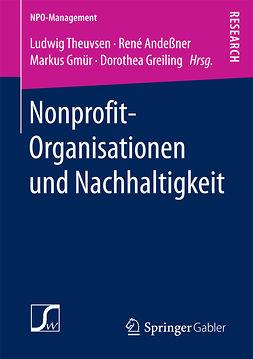 Andeßner, René - Nonprofit-Organisationen und Nachhaltigkeit, ebook