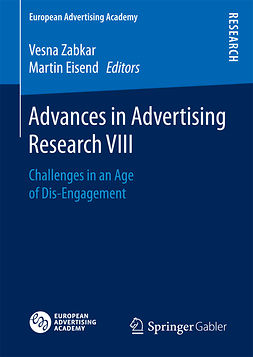 Eisend, Martin - Advances in Advertising Research VIII, ebook