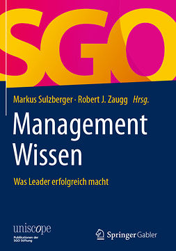 Sulzberger, Markus - ManagementWissen, ebook