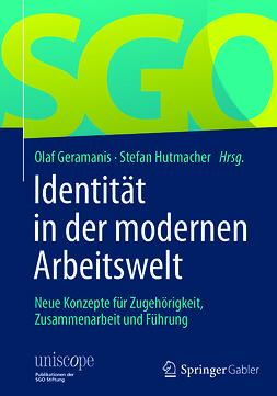 Geramanis, Olaf - Identität in der modernen Arbeitswelt, ebook