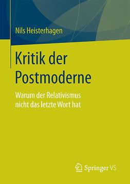 Heisterhagen, Nils - Kritik der Postmoderne, e-bok