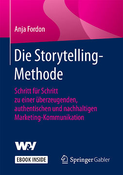 Fordon, Anja - Die Storytelling-Methode, e-bok