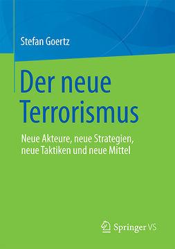 Goertz, Stefan - Der neue Terrorismus, ebook