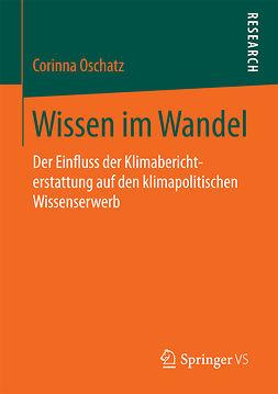 Oschatz, Corinna - Wissen im Wandel, ebook