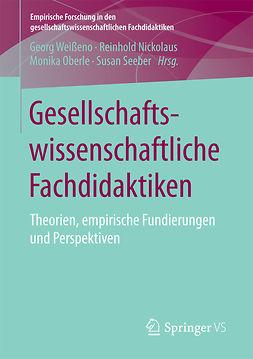 Nickolaus, Reinhold - Gesellschaftswissenschaftliche Fachdidaktiken, ebook