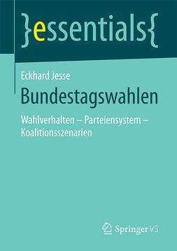 Jesse, Eckhard - Bundestagswahlen, ebook