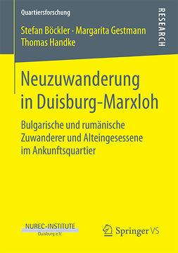 Böckler, Stefan - Neuzuwanderung in Duisburg-Marxloh, ebook