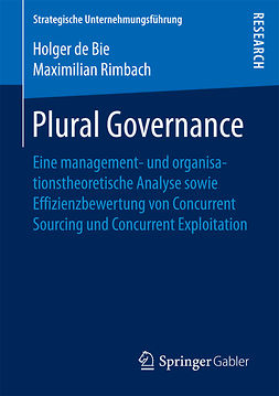 Bie, Holger de - Plural Governance, ebook