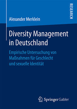 Merklein, Alexander - Diversity Management in Deutschland, ebook