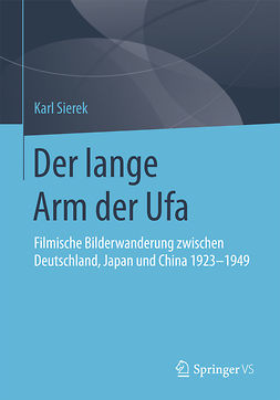 Sierek, Karl - Der lange Arm der Ufa, ebook