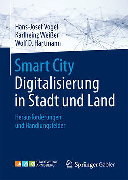 D.Hartmann, Wolf - Smart City: Digitalisierung in Stadt und Land, ebook