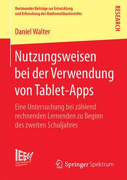 Walter, Daniel - Nutzungsweisen bei der Verwendung von Tablet-Apps, ebook