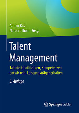 Ritz, Adrian - Talent Management, e-kirja