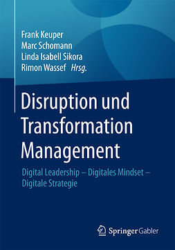Keuper, Frank - Disruption und Transformation Management, e-bok