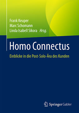 Keuper, Frank - Homo Connectus, ebook