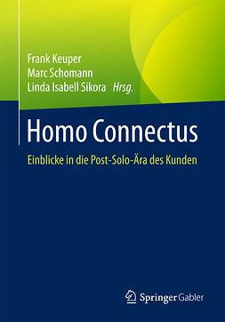 Keuper, Frank - Homo Connectus, e-kirja
