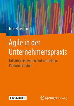 Hanschke, Inge - Agile in der Unternehmenspraxis, e-bok