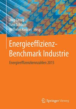 Lässig, Jörg - Energieeffizienz-Benchmark Industrie, ebook