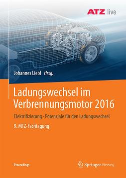 Liebl, Johannes - Ladungswechsel im Verbrennungsmotor 2016, ebook