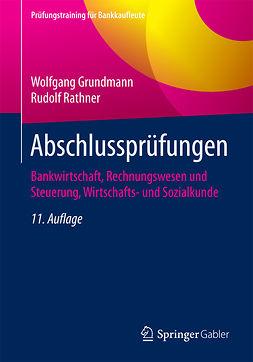 Grundmann, Wolfgang - Abschlussprüfungen, ebook