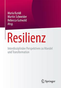 Gutwald, Rebecca - Resilienz, ebook