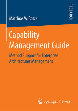 Wißotzki, Matthias - Capability Management Guide, ebook