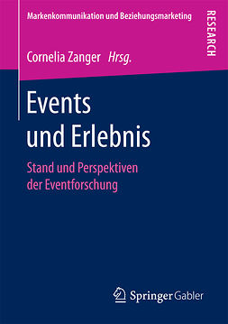 Zanger, Cornelia - Events und Erlebnis, e-bok