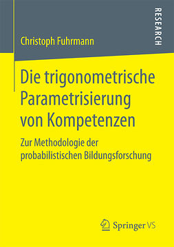 Fuhrmann, Christoph - Die trigonometrische Parametrisierung von Kompetenzen, ebook