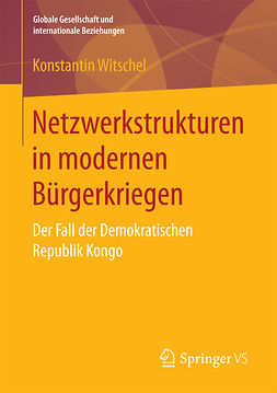 Witschel, Konstantin - Netzwerkstrukturen in modernen Bürgerkriegen, ebook