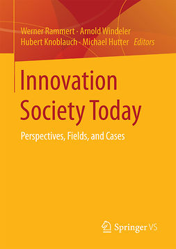 Hutter, Michael - Innovation Society Today, ebook