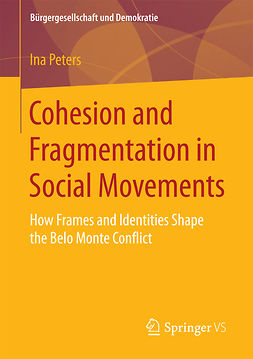 Peters, Ina - Cohesion and Fragmentation in Social Movements, ebook