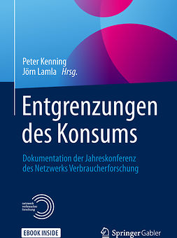 Kenning, Peter - Entgrenzungen des Konsums, ebook