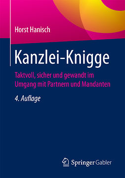Hanisch, Horst - Kanzlei-Knigge, e-bok