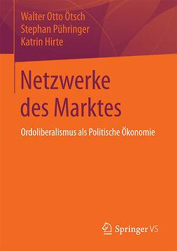 Hirte, Katrin - Netzwerke des Marktes, ebook