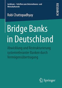 Chattopadhyay, Robi - Bridge Banks in Deutschland, ebook
