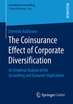 Nußmann, Dominik - The Coinsurance Effect of Corporate Diversification, ebook
