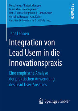 Lehnen, Jens - Integration von Lead Usern in die Innovationspraxis, ebook