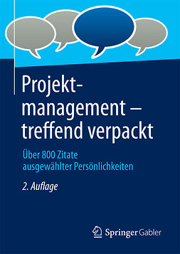 - Projektmanagement - treffend verpackt, e-kirja