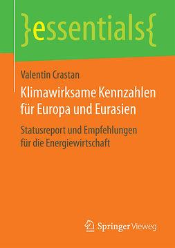 Crastan, Valentin - Klimawirksame Kennzahlen für Europa und Eurasien, e-kirja