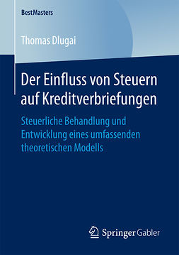 Dlugai, Thomas - Der Einfluss von Steuern auf Kreditverbriefungen, ebook