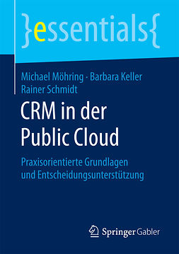 Keller, Barbara - CRM in der Public Cloud, ebook