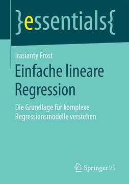 Frost, Irasianty - Einfache lineare Regression, ebook