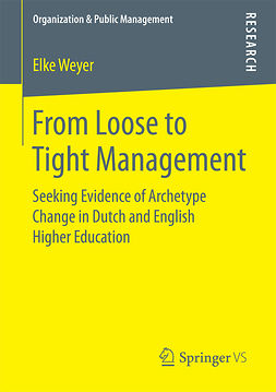 Weyer, Elke - From Loose to Tight Management, e-kirja