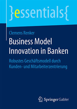 Renker, Clemens - Business Model Innovation in Banken, ebook