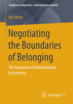Witte, Nils - Negotiating the Boundaries of Belonging, ebook