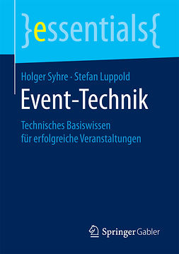 Luppold, Stefan - Event-Technik, ebook