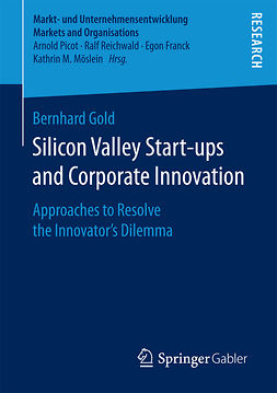 Gold, Bernhard - Silicon Valley Start‐ups and Corporate Innovation, e-kirja
